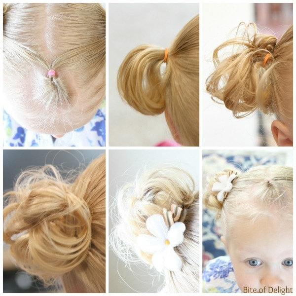 Piggy Buns | Hair Tutorial | Little Girl Hairstyles