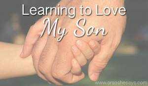 parenting a strong willed child