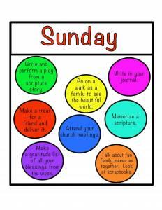 SundayCOLOR