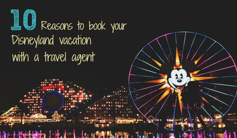 Reasons to book with a travel agent