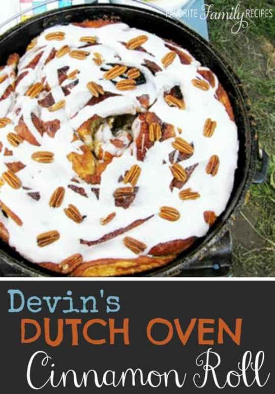 LOTS of Dutch Oven Recipes!!!
