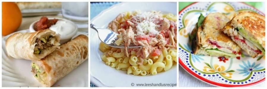 leeshandlu dinners