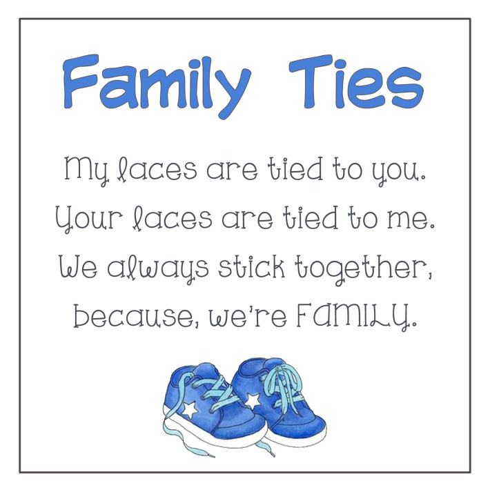 Family Night Lesson - Tied Together