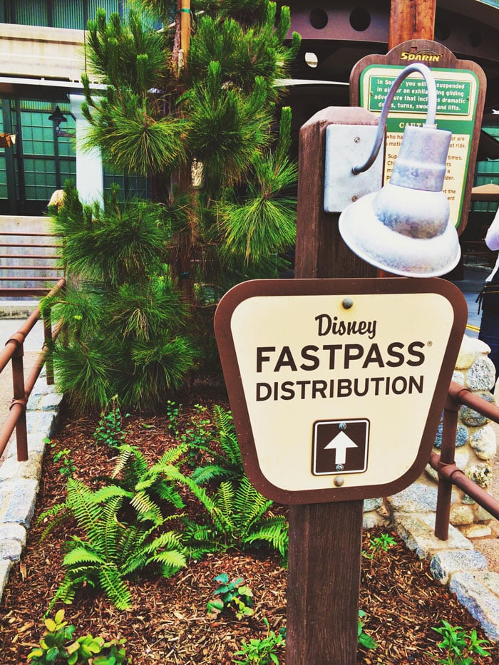Fastpass Strategies Soarin Fastpass Distribution at Disneyland