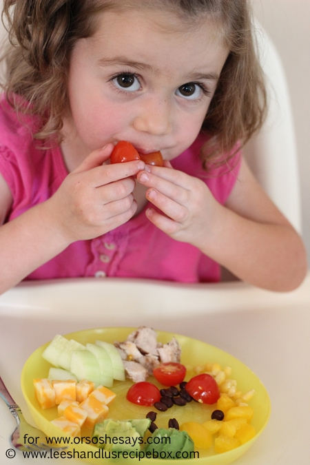 BBQ Chicken Salad (8) OSSS Leesh and Lu