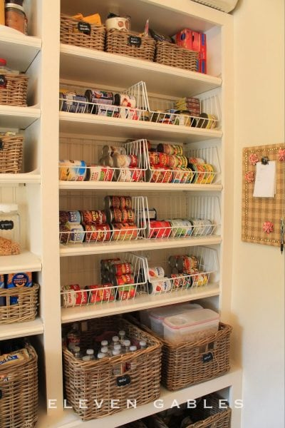 Feeling overwhelmed thinking about food storage? Today's post has everything you ever wanted to know about food storage planning. Check out the ideas on www.orsoshesays.com today!
