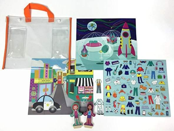 Gifts for Girls, ages 3 to 6 ~ She Picks! 2016 www.orsoshesays.com