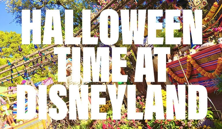 Our resident Disney experts are sharing the scary and not so scary happenings for Halloween Time 2017 at Disneyland! Get the inside scoop today on the blog: www.orsoshesays.com.