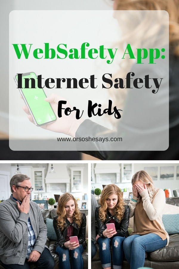 If you're concerned about Internet safety for kids, then you should check out the WebSafety App! Since so many kids are basically walking around with computers in their pockets all the time, every parent should know about this app for online safety! www.orsoshesays.com #websafetyapp #websafety #app #internetsafety #onlinesafety #kids #lds #mormon #ldsblogger #mormonblogger #48hours
