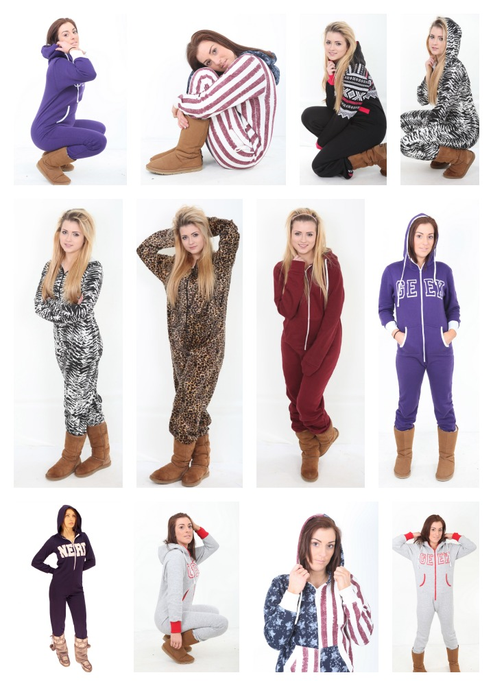 A History Of The Onesie Onesie