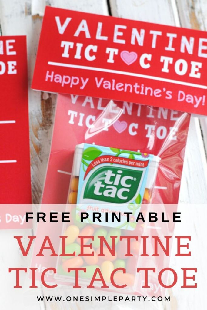 Free printable Valentine Tic Tac Toe Boards