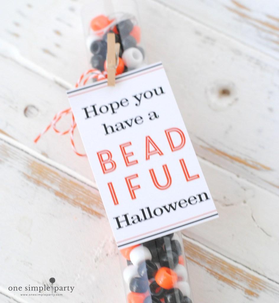 Halloween-bead-kit