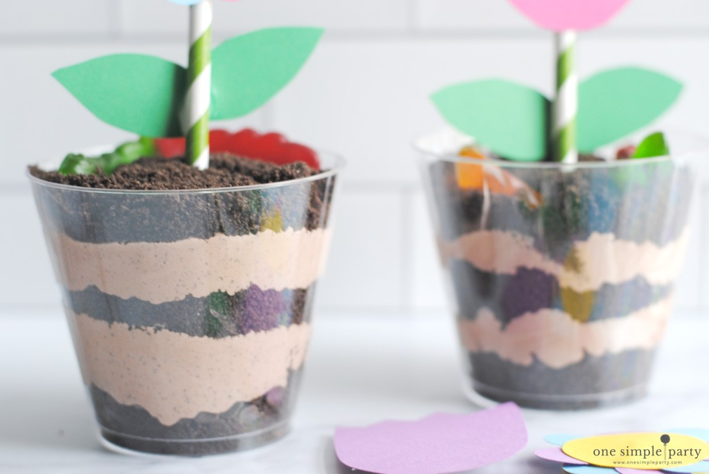 dirt-pudding-cups