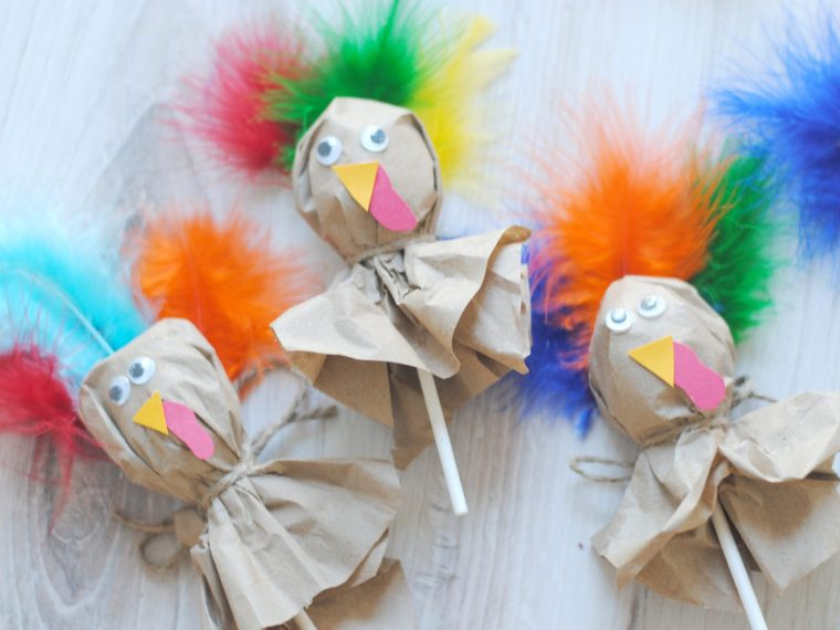 turkey-lollipops