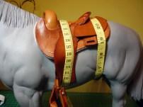 Shaping the saddle overnight