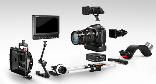Capabilities of shooting video with DSLR