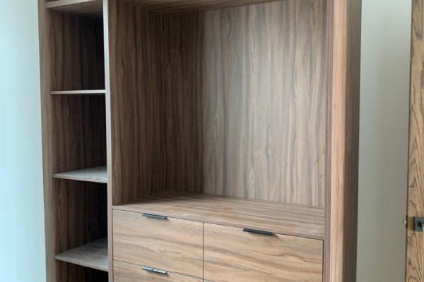 Tan-Cabinet