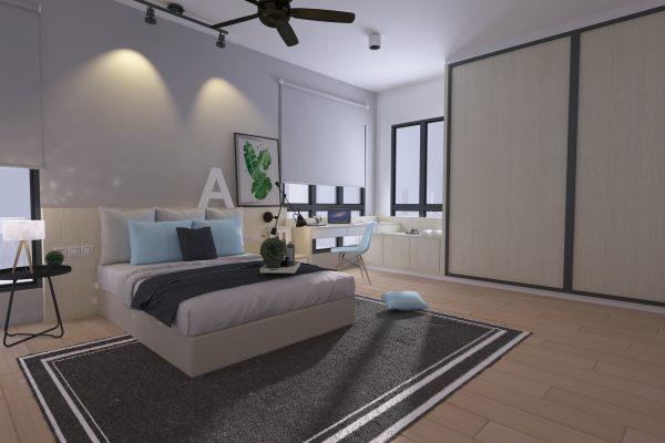 26 Bedroom 1.1 view2