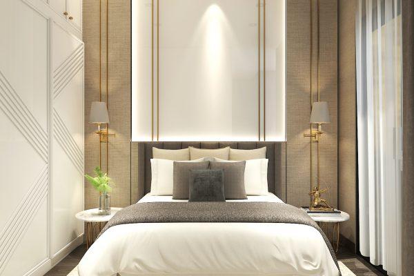 6) Bedroom 2 View 1