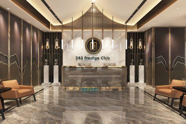 DB3 Reception Area R2
