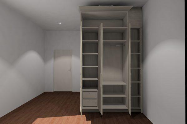 Mrs Gooi Ground Floor Bedroom