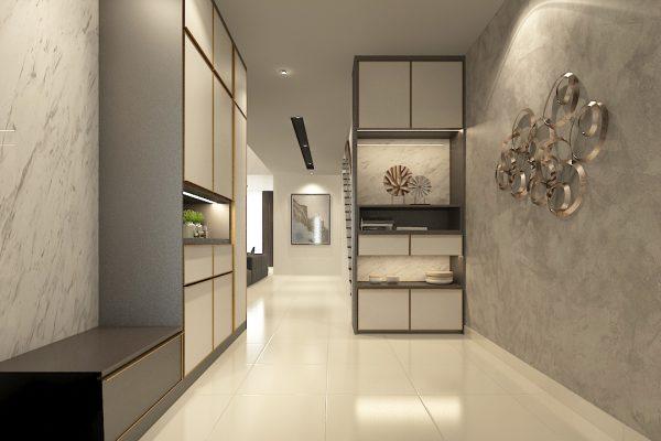 View 2.8 Foyer