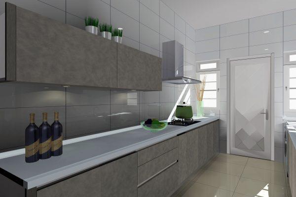 Wet kitchen V1