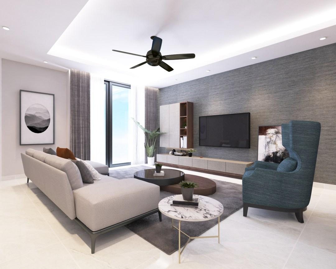 James Tan Kinrara Residence