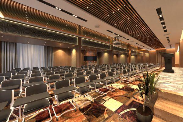 Blockchain Master seminar room view 1