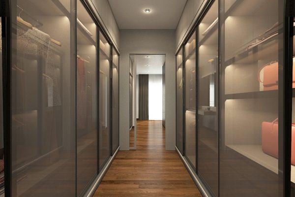 view 4.2 walk in wardrobe