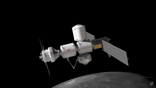 Lunar Gateway_Lockheed Martin IAC2018