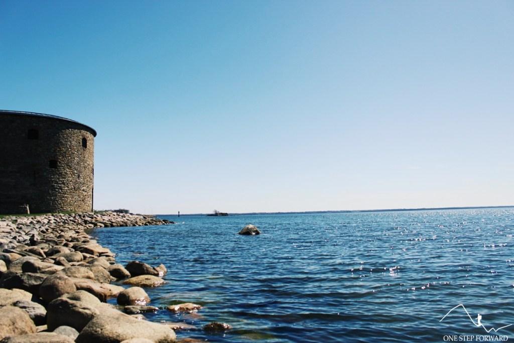 Nad Morzem Bałtyckim, Kalmar, Szwecja