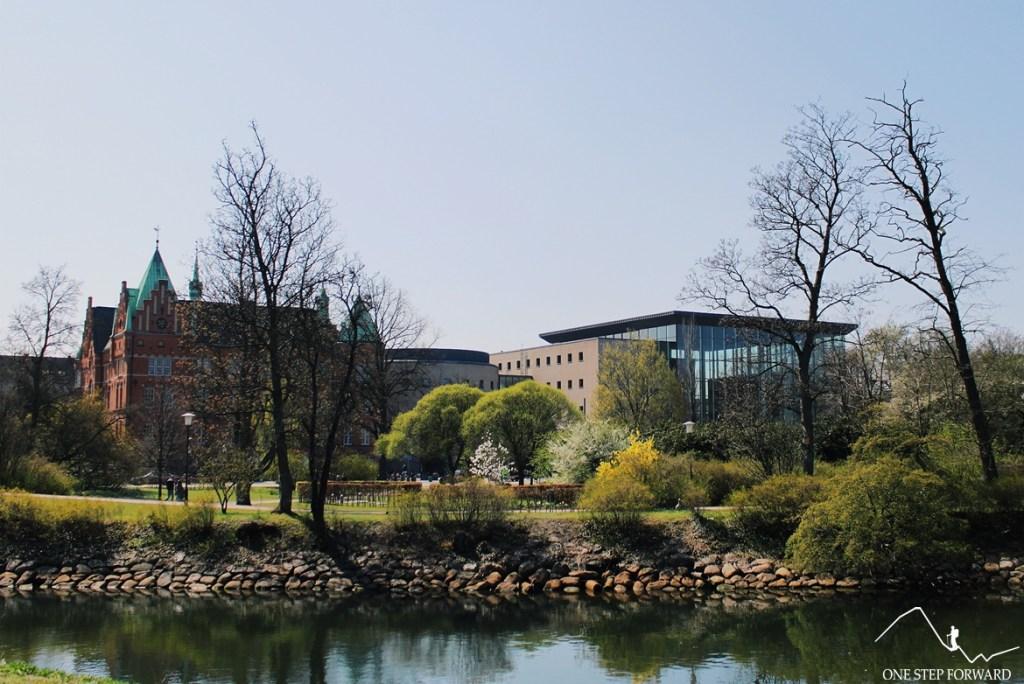 Slottsparken i Kungsparken - Malmo