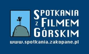 Logo Spotkania z Filmem Górskim Zakopane