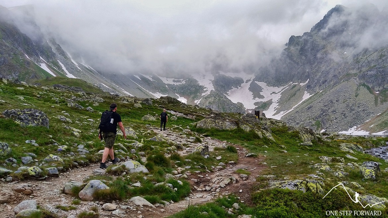 Dolina Hińczowa (Hincova dolina) na Słowacji