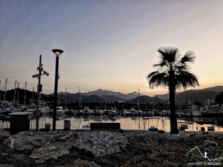 Port d'Andratx - łodzie i jachty