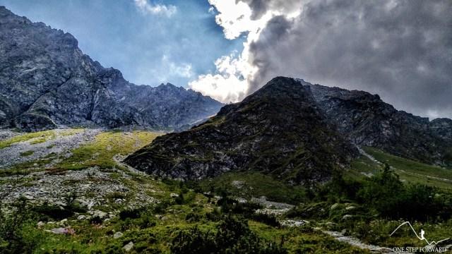 W Dolinie Smutnej, Tatry Słowackie