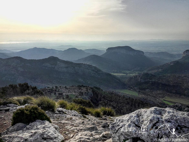 Ruta de Tres Miles, Majorka