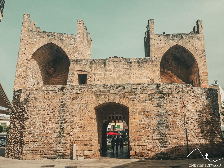 Brama Porta del Moll – Alcúdia, Majorka