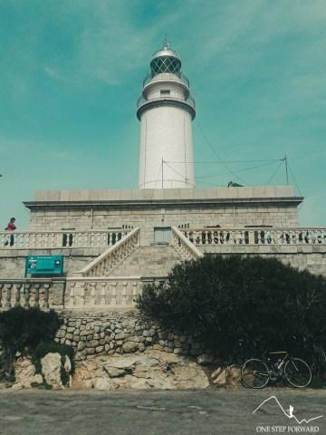 Latarnia morska Far de Formentor, Majorka