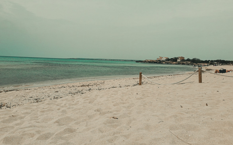 Piaszczysta plaża Es Trenc - Majorka
