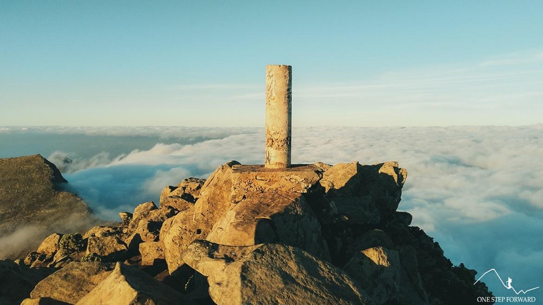 Szczyt Pico de la Zarza (812 m n.p.m.) - Fuerteventura