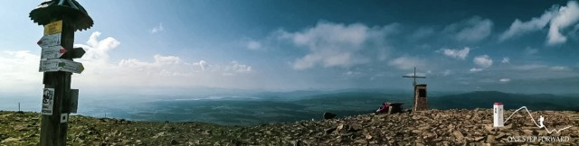 Babia Góra - panorama