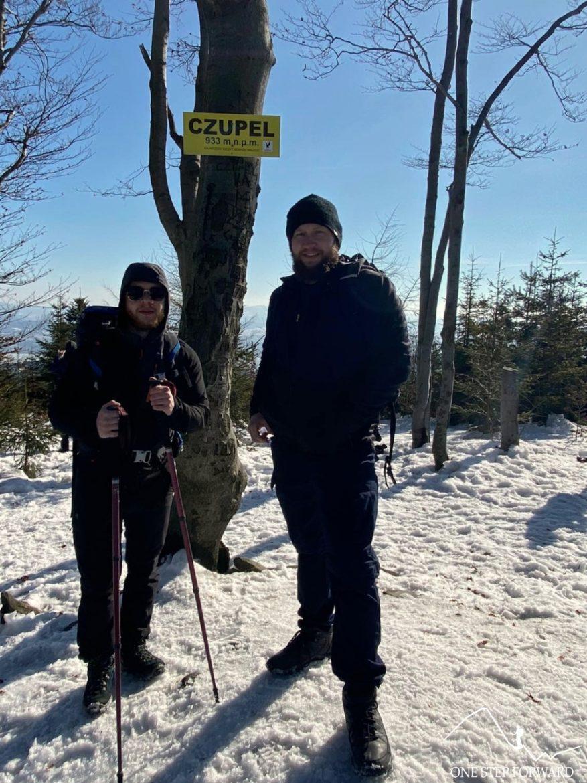 Czupel - najwyższy szczyt Beskidu Małego