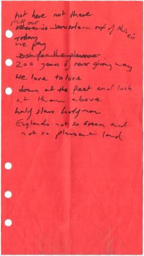 Day Before Tomorrow lyrics