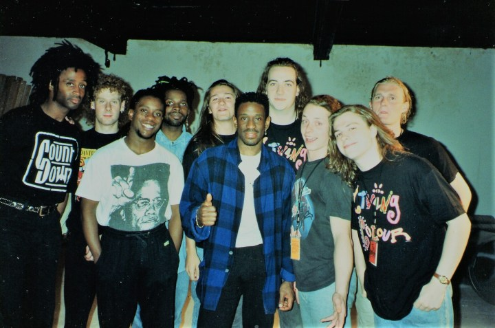The Beyond and Living Colour