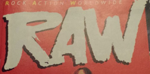 Raw live review – Rockhouse, Derby
