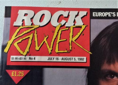Raw Power interview – NY