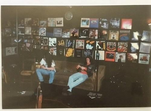 Recording 'Chasm' – Brooklyn, NY