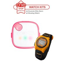 Chummie Elite Bedwetting Alarm Watch Kit - One Stop Bedwetting